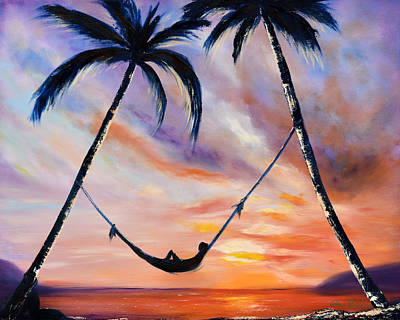 Painting - Living The Dream by Gina De Gorna