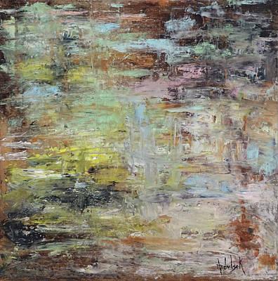 Painting - Living Waters by Barbara Andolsek