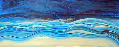 Living Waters Original by Halcyon Fineart