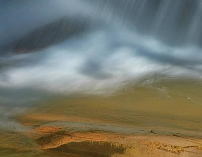 Art Print featuring the photograph Living Waters by Rick Hartigan