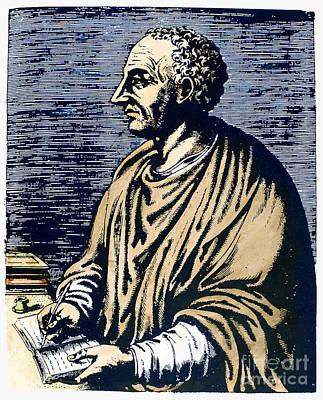 1st Century B.c Photograph - Livy (59 B.c.-17 A.d.) by Granger