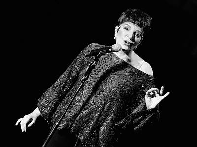 Liza Minnelli Photograph - Liza Minnelli 10 by Rafa Rivas