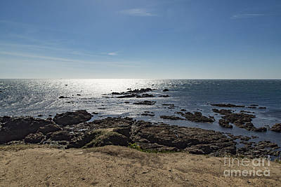 Photograph - Lizard Point Cornwall by Brian Roscorla