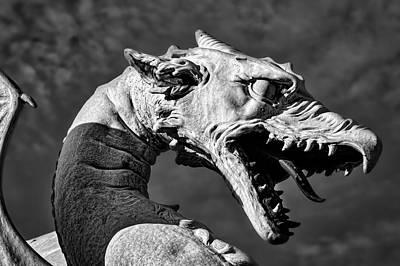 Photograph - Ljubljana Dragon #2 - Slovenia by Stuart Litoff