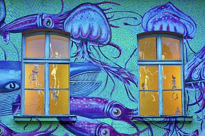Photograph - Ljubljana Wall Art - Slovenia by Stuart Litoff