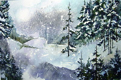 Lket It Snow - Let It Snow Art Print