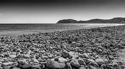 Photograph - Llandudno Beach by Georgia Fowler