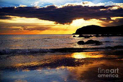 Photograph - Llangennith Gower Coast by Minolta D