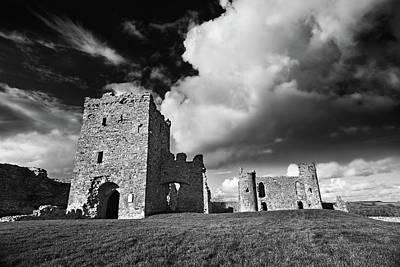 Photograph - Llansteffan 7 by Phil Fitzsimmons