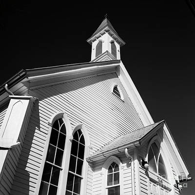 Photograph - Lloyd Church by Patrick M Lynch