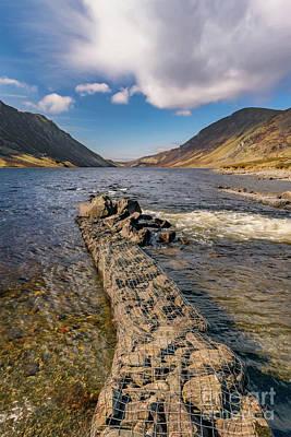Photograph - Llyn Cowlyd Snowdonia by Adrian Evans