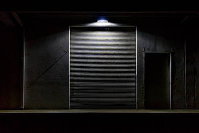 Photograph - Loading Dock by Derek Dean