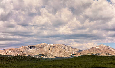 Photograph - Loaf Mountain by Loree Johnson