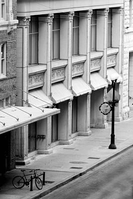 Photograph - Loan Bike by Jill Reger