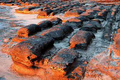 Photograph - Loaves Of Stone by Nicholas Blackwell