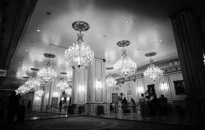 Lobby Paris Las Vegas Original