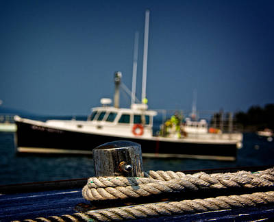 Photograph - Lobster Boat I by Kathi Isserman
