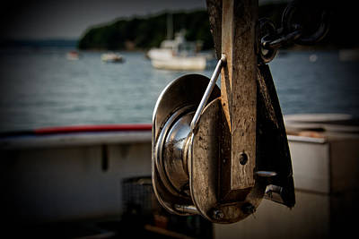 Photograph - Lobster Boat by Kathi Isserman