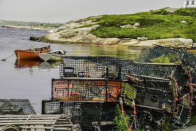 Photograph - Lobster Hunt by Will Burlingham