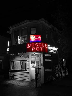 Photograph - Lobster Pot by Rand