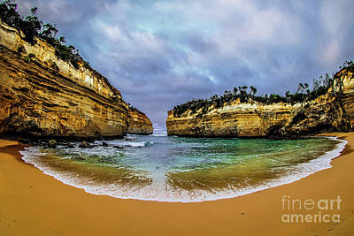 Photograph - Loch Ard Gorge by Howard Ferrier