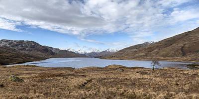 Photograph - Loch Arklet  by Jeremy Lavender Photography