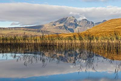 Photograph -  Loch Cill Chriosd by Stephen Taylor