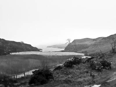 Loch Dunvegan Art Print by Dan Andersson