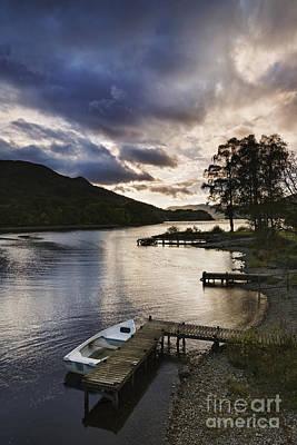 Earn Photograph - Loch Earn 2 by Rod McLean