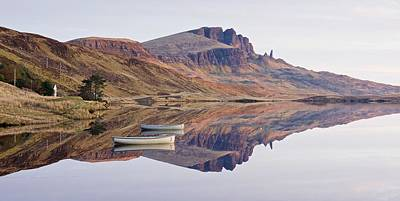 Photograph - Loch Fada Panorama by Stephen Taylor