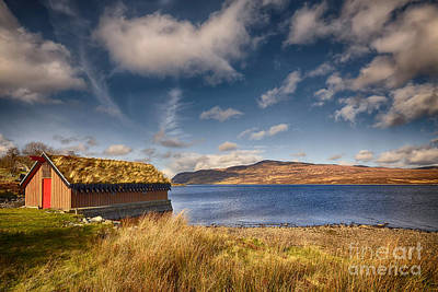 Glen Photograph - Loch Hope by Nichola Denny