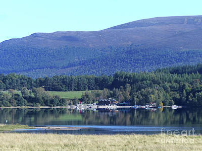 Photograph - Loch Insh And Creag Dhubh by Phil Banks