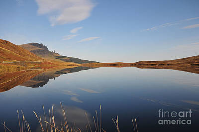 Scottish Landscape Photograph - Loch Leatham by Smart Aviation