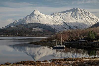 Photograph - Loch Leven - Scotland by Joana Kruse