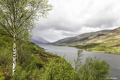 Photograph - Loch Levern by Fran Gallogly