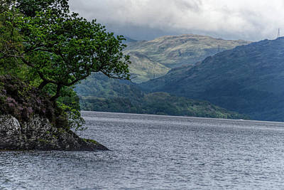 Photograph - Loch Lomond #2 by Elvis Vaughn