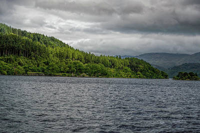 Photograph - Loch Lomond #3 by Elvis Vaughn