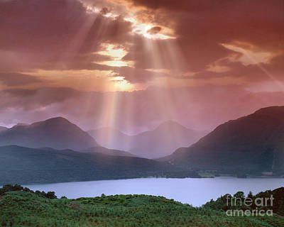 Photograph - Loch Lomond by Edmund Nagele