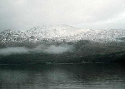 Photograph - Loch Lomond, Winter by Kenneth Campbell