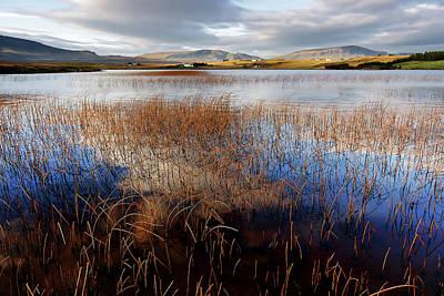 Loch Mealt Art Print