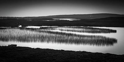 Photograph - Loch Na Maracha, Isle Of Harris by Peter OReilly
