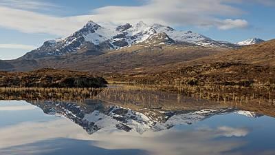 Photograph - Loch Nan Eilean by Stephen Taylor