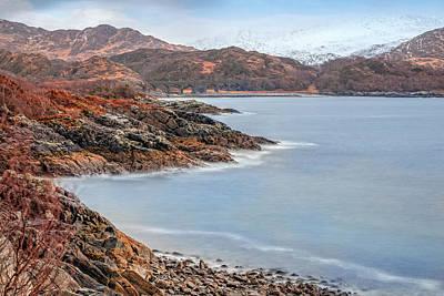 Photograph - Loch Nan Uamh - Scotland by Joana Kruse