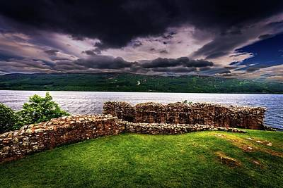 Photograph - Loch Ness by Bill Howard