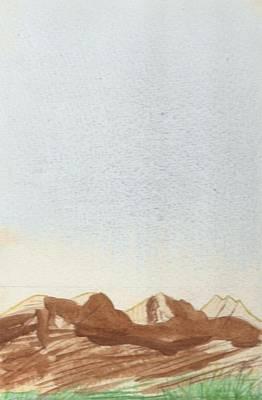 Loch Torridon Art Print by Jim Green
