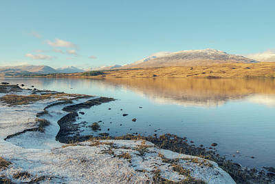 Photograph - Loch Tulla by Ray Devlin