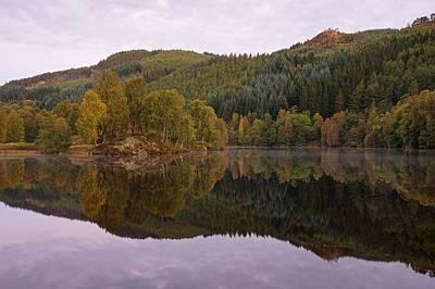 Photograph - Loch Tummel by Stephen Taylor