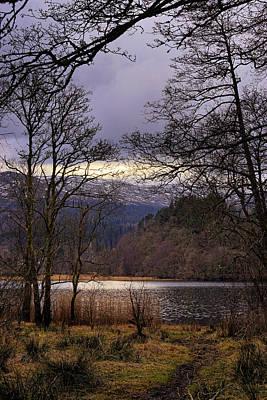 Photograph - Loch Venachar by Jeremy Lavender Photography