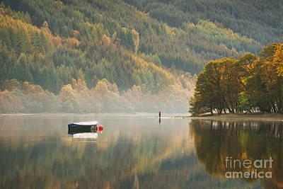 Loch Voil - Scotland Art Print