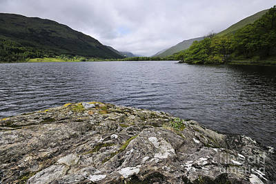 Scottish Photograph - Loch Voil by Nichola Denny